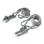Master Lock Company Towing Safety Cables