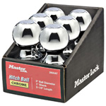 "Master Lock Company BULK HITCH BALL 2"" X 1""X 2-1/8"""