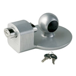 "Master Lock Company Adjustable Coupler Lock Fits 2-5/16"" Couplers Kd"