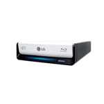 LG BE08LU20 Super Multi Blue - BD-RE drive - Hi-Speed USB