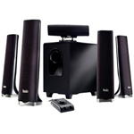 Hercules XPS 5.1 70 Slim PC Multimedia Home Theater Speaker System