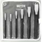 Mayhew Tools 7001k 6 Piece cold Chisel
