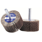 "Merit Abrasives Mm-0011 1"" x 1"" x 1/4"" Mandrel Mounted Mini Grind-"