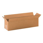 "Box Partners 48"" x 12"" x 12"" Brown Corrugated Boxes"