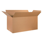 "Box Partners 48"" x 24"" x 24"" Brown Corrugated Boxes"