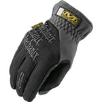 Mechanix Wear FastFit Gloves, Black, Large
