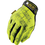 Mechanix Wear SAFETY ORIGINAL HI-VIZ YELLOW MEDIUM