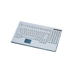 Adesso IPC Keyboard ACK-730PW - Keyboard , Touchpad