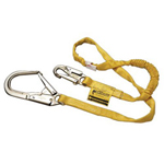 Miller Fall Protection 6' Manyard Shock Absorber w/Locking Snap & 1-3/