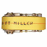 Miller Fall Protection Ratchet Load Binder, 10 ft., 1650 lb workload