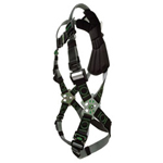 Miller Fall Protection Revolution Harness w/Removable Belt Side D Rings