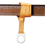Miller Fall Protection 6' Web Cross Arm Anchorage Connector w/D Ring &