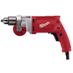 "Milwaukee Electric Tools 1/2"" Drill 0-850 RPM 8.0amp Heavy Duty"