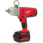 Milwaukee Electric Tools 28 Volt Impact Wrench Kit