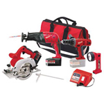 "Milwaukee Electric Tools 1/2"" Hammer-drill Wood Cutting Circulating Saw Kit"