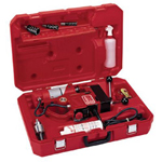 Milwaukee Electric Tools Small Magnetic Drill Press w/Case