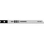 "Milwaukee Electric Tools 4"" High Carbon Steel Jigsaw Blade 9/32"" Width"