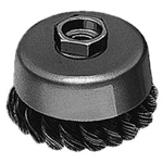 "Milwaukee Electric Tools 2-3/4"" Cup Wire Brush"