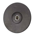 "Milwaukee Electric Tools 7"" Rubber Backing Pad"