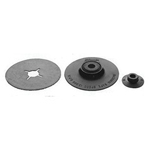 "Milwaukee Electric Tools 4-1/2"" Backing Pad Kit"