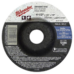 "Milwaukee Electric Tools Dwos 4-1/2"" x 1/4"" x 7/8"" Cutoff Wheel for Ss Or Metal"