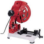 "Milwaukee Electric Tools 14"" Dry Cutoff Machine 4.8 Hp 15amp"