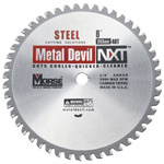M.K. Morse 9IN 48T STEEL CUTTING CIRCULAR BLADE-1IN ARBOR