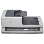 "HP ScanJet N8460 - Flatbed Scanner - 8.5"" x 34"" - 600 DPI x 600 DPI - ADF (100 Sheets) - Hi-Speed USB"