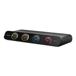 Belkin SOHO KVM Switch DVI & USB - KVM / Audio / USB Switch - 4 Ports