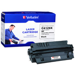 Verbatim Premium EP-62X Toner Cartridge (Replaces HP C4129X) - 1 x Black - 10000 Pages