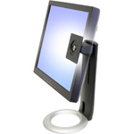 Ergotron Neo-Flex LCD Stand - Stand For Flat Panel - Black - Mounting Interface: 100 x 100 Mm, 75 x 75 Mm