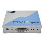Gefen 1x2 DVI DL Splitter - Video Splitter - 2 Ports
