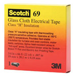 Scotch® 69 3/4x66 Glass Cloth Tape