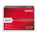 Imation DAT-72 - 36 GB / 72 GB - Storage Media