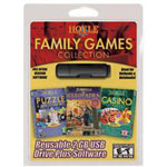 PC Treasures Hoyle Family Games Collection - Complete Package