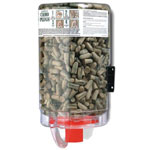 Moldex PlugStation Earplug Dispensers, Foam, Uncorded, Camo, 500 per dispenser