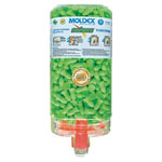 Moldex Meteors Earplugs, Foam, Meteors Uncorded, 500 per dispenser