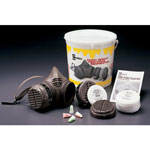 Moldex 8000 Series Paint Spray/Pesticide Kit, Small