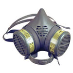Moldex Medium Respirator w/Multi Gas/vapor S