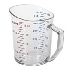 Cambro Measure Cup 1Pt-Clrcw