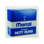 "Marcal 5101 Deli Wrap Patty Paper ,4 3/4"" x 5"""
