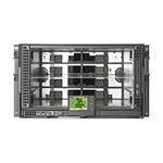 HP BLc3000 Single-Phase Enclosure W/4 Power Supplies And 6 Fans W/8 Insight Control Environment Trial Licenses - Rack-mountable