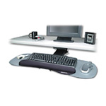 Kensington Expandable Articulating Keyboard Platform - Keyboard Platform with Wrist Pillow