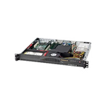 Supermicro SC512 260B - Rack-mountable - 1U - ATX