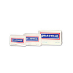 Boardwalk 1/2 oz. Paper Wrapped Face and Body Bar Soap