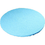 "Scrubble Type 52 27"" Blue Velvet UHS Soft Floor Pad"