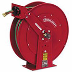 Reelcraft Gas Welding Hose Reel, 1/4 in x 100 ft, 200 psi