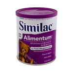 Similac® Alumentum Advance with Iron Powder Retail 16 Oz