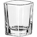 Libbey 5277 2 Ounce Prism Shot Glass