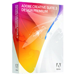 Adobe Adobe Creative Suite 3 Design Premium - Complete Package - 1 User - CD - Mac - Universal English